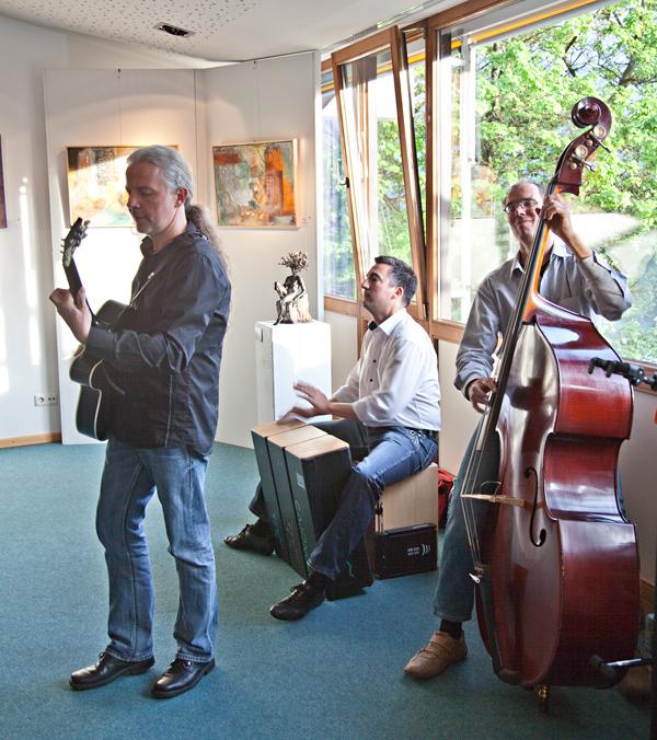 Vernissage im Kultur- und Tagungszentrum Murnau