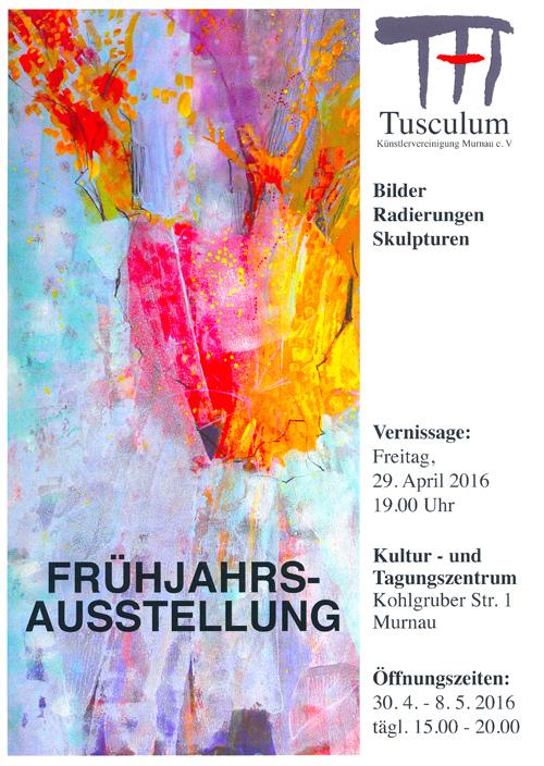 unsere Ausstellung im Kultur-und Tagungszentrum Murnau
