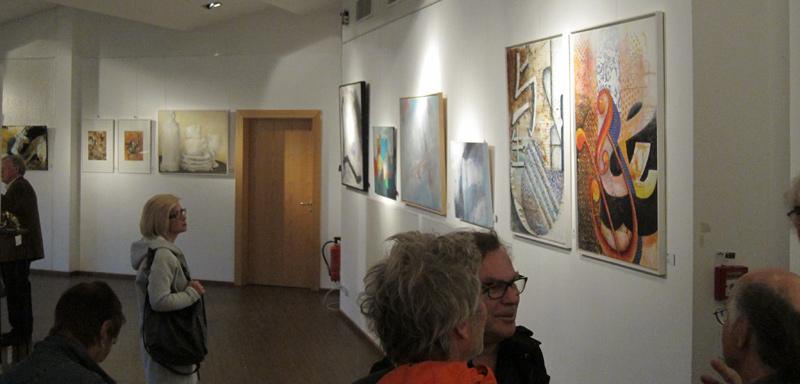 Ausstellung des Tusculum