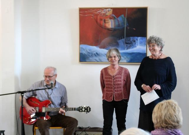 Eröffnung der Reutlinger Ausstellung
