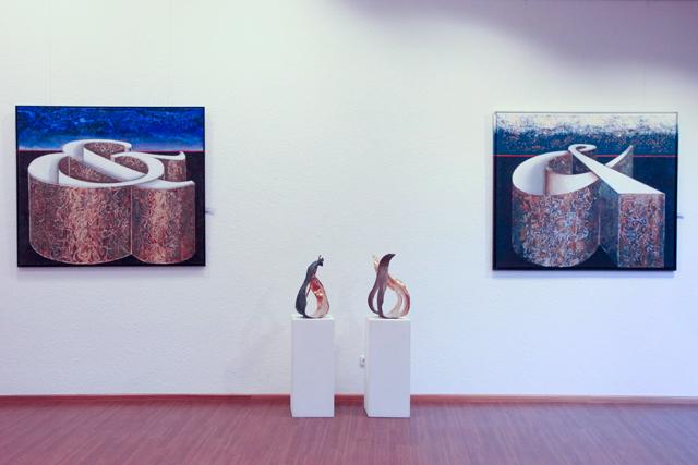 Eröffnung der Herbstausstellung