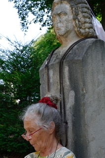 Gretas Kurs im Seidl-Park in Murnau